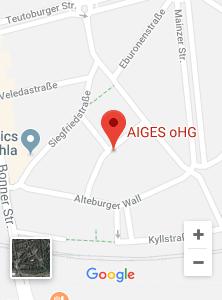 Standort auf Google Maps
